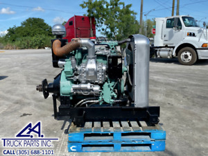 Detroit 3 71 Diesel Engine For Sale With Pto 113hp Natural Aspiration