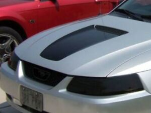 1999 2004 Ford Mustang Hood Scoop Stripe Vinyl Decal 2000 2001 2003 2004 Fits V6