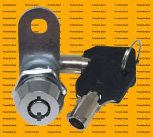 Tubular Cam Lock 5 8 180 For Rv Camper Toolbox Removable Key Non retaining
