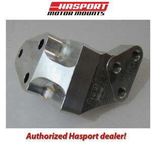 Hasport Dc B series Billet Block Bracket 3 Bolt 92 01 For Civic Integra P72bb