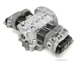 Vw 1600 Dual Port Air Cooled Longblock Professionally Remanufactured