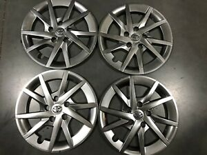 1 Set Factory Toyota Prius Hubcaps Wheel Covers 12 13 14 15 16 17 18 16 61165