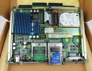 Nortel Meridian Ntrh30aa 201i Callpilot Server W 2 Mpc 8 Cards And 60gb Hdd
