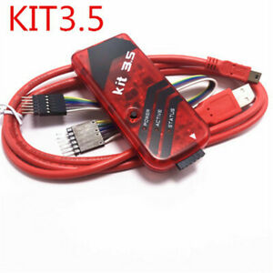 Pic Kit3 5 Pickit3 Microchip Programmer Simulation With Usb Wires Pic Kit3 5