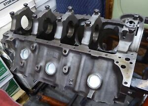 Gm 427 454 030 Over Big Block Engine Machining Done