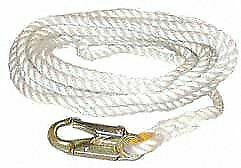 Honeywell Miller Positioning Lanyard 25 Ft Length 310 Lb Weight Capacity