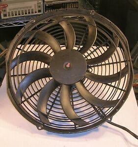 Apal 14 Electric Fan Automotive Radiator Cooling Fans 24vdc