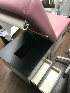 Medical Exam Table Chair Well Maintained