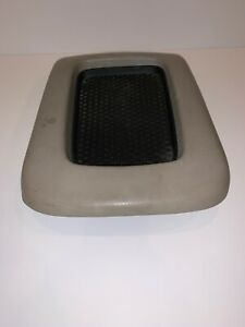 2005 Suburban Yukon Tahoe Factory Center Console Lid With Hinge And Latch Gray