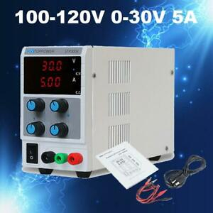 30v 5a Digital Switching Dc Power Supply Bench Adjustable Variable Precision Lab