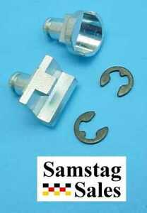 Hazet 798 010 4 Spare Part Tip Set For 798 10 Hose Clamp Pliers Germany