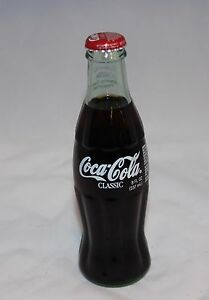 2000 City of Lancaster Lancaster County Pennsylvania  8 oz Coca-Cola Bottle