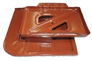 Vw Vintage Parts Battery Tray Pick Up Bus 68 79 Right Side