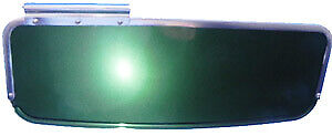 Vw Vintage Parts Visor Oval Bug S Up To 57 Dark Green Right Side