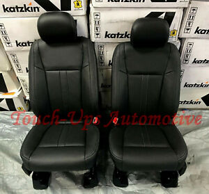 2019 2020 Ford F 150 Xlt Super Cab Katzkin Leather Seat Covers Kit Lariat Design
