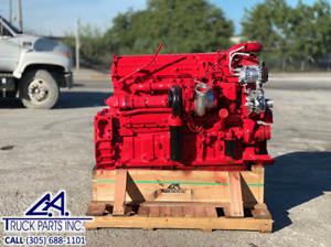 2006 Cummins Isx Diesel Engine For Sale Cpl 8520 Egr model