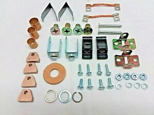 Starter Repair Rebuild Kit For Most Delco Remy 10 Mt Direct Drive Starters