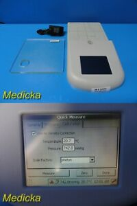 Fluke Medical Victoreen Check Pro Daily Check Device W Acrylic Plate 19374