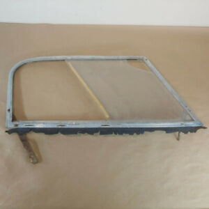 Austin Healey 100 6 3000 Coupe Original Right Rh Side Window Curtain Frame Oem
