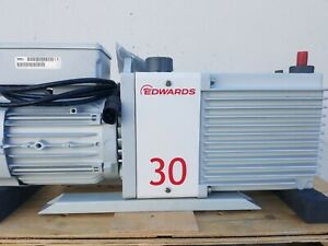 new Edwards E2m30 Vacuum Pump Leybold Varian Kinney Stokes Busch Alcatel