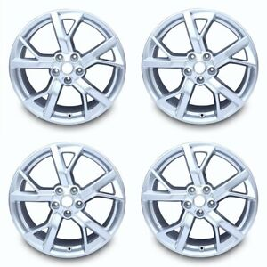 Set Of 4 New 19 Wheels For 2012 2013 Nissan Maxima Oem Quality Alloy Rim 62583a