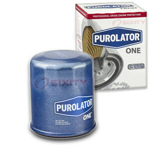 Purolator One Engine Oil Filter For 2011 2017 Nissan Juke Long Life Xa