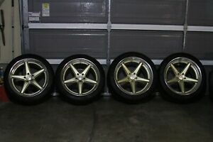 Nissan Gtr Size And Offset Vossen Vws3 20 Wheels With Michelin Pilot Sport 4s