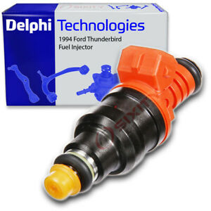 Delphi Fuel Injector For 1994 Ford Thunderbird Gas Injection Hk