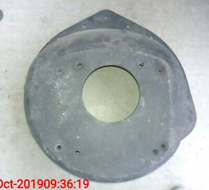 Ansen Sbf Ford 289 302 351 Steel Safety Scatter Shield Blow Proof Bell Housing