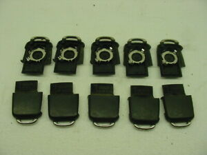 Remote Used Flip Key Battery Cover Vw Volkswagen Shop Lot Of 10 Chrome Bar Lot