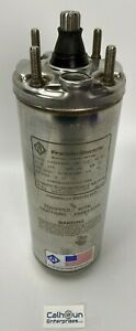 Franklin Electric 2143054416 Submersible Motor 1 2hp 230v 3450rpm 4 8a warranty