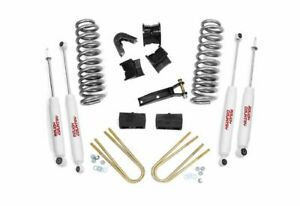 Rough Country 4 0 Suspension Lift Kit Ford F 100 f 150 4wd 445 70 76 20