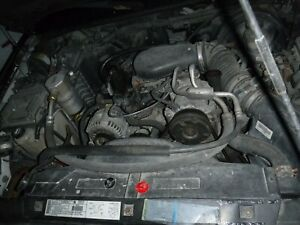 Jeep Swap Gm 4 3 Vortec Complete Takeout Engine 4x4 5 Speed Manual Transmission