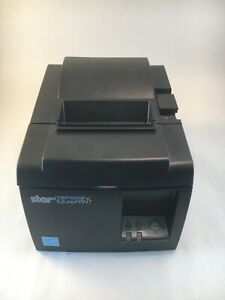 Star Micronics Tsp100iii Futureprnt Monochrome Direct Thermal Receipt Printer