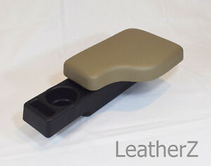 Bmw Z3 M Roadster Coupe Leather Armrest Cupholder Beige Tan Leather