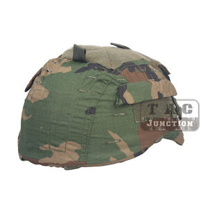 Emerson ACH MICH Helmet Cover Tactical with Pouch for ACH MICH TC- 2001 Helmet