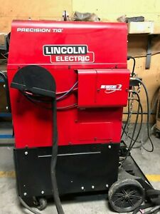 Lincoln Precision Tig 275 Welder