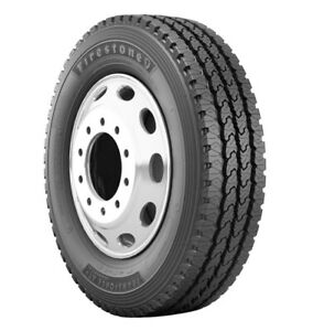 Firestone Transforce At2 245 70r19 5 Load G 14 Ply Steer Commercial Tire