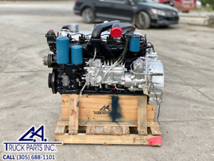 Mitsubishi 6d14 t Diesel Engine For Sale Turbocharged