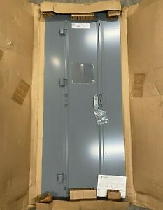 Square D Mhc50s Circuit Breaker Panel Panelboard Cover With Matching Key