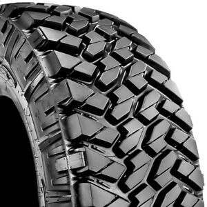 4 Nitto Trail Grappler M T 285 70r17 116 113q Load C 6 Ply Tire 17 18 32 406789