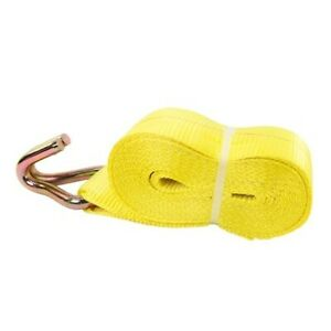 Power Products 27 X 4 Winch Strap W wire Hooks Lcw427wh