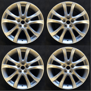 Set Of 4 19 Wheels For 2014 2016 Mazda 6 Factory Oem Quality Alloy Rim 64958