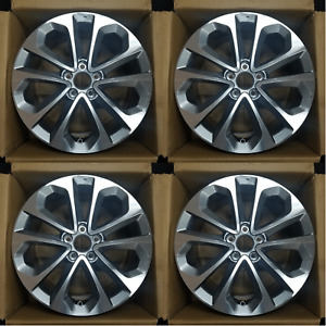 Set Of 4 18 Wheels For 13 15 Honda Accord Oem Quality Factory Alloy Rim 64048