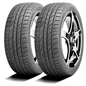 2 Hankook Ventus S1 Noble2 265 35r18 Zr 97w A s Performance All Season Tires