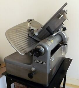 Hobart 1712 Automatic manual Commercial Deli Meat Slicer