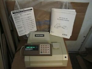 Spectronic Instruments Spectronic 401 Spectrophotometer With Keyboard Manual