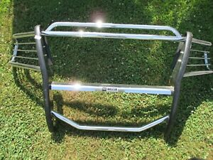 1999 2007 Ford Truck Stainless Steel Front Bumper Grille Brush Guard
