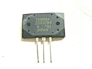 2sa1094 Pnp Si Audio Power Amplifier By Toshiba Lot Of 4