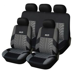 Autoyouth Front Row Full Car Seat Cover Seat Protection Car Accessories
